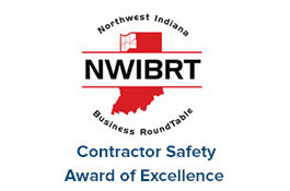 NWIBRT - Contractor Safety Award of Excellence 2017
